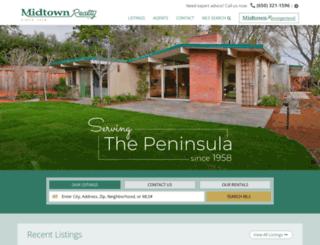 midtownpaloalto.com screenshot