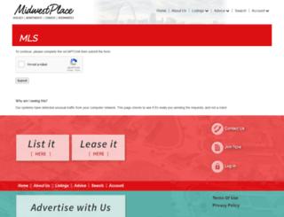 midwestplace.idxbroker.com screenshot