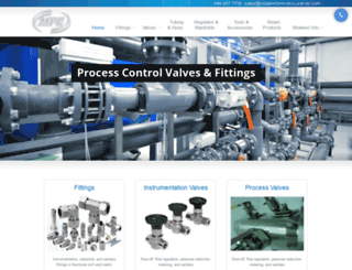 midwestprocesscontrols.com screenshot