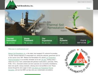 midwestsoil.com screenshot