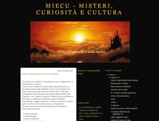 miecu.blogspot.com screenshot