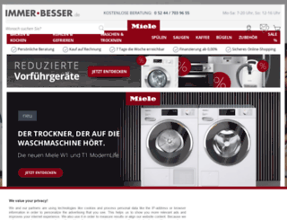 miele-kowalschik.de screenshot