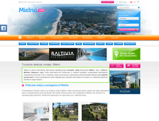mielno.com screenshot