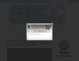 mientrascuchufletaduerme.blogspot.com screenshot