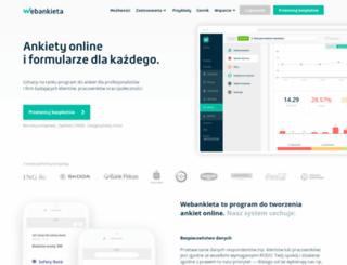mieszkancymikroregionwpn.badanie.net screenshot