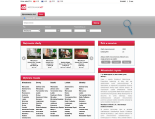 mieszkania.net screenshot
