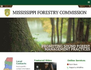 mifi.ms.gov screenshot