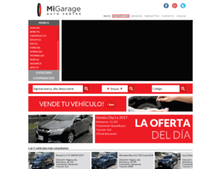 migarage.com.gt screenshot