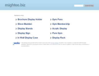 mightee.biz screenshot