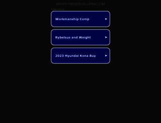 mightywebdeveloper.com screenshot