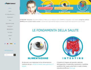miglioriamoci.net screenshot