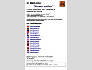 migramatica.com screenshot