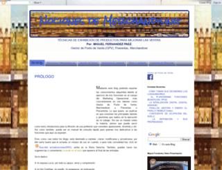 miguelfernandezp.blogspot.fr screenshot