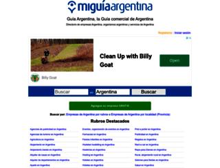 miguiaargentina.com.ar screenshot