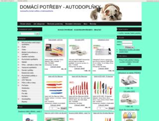 mika-elektro.shop5.cz screenshot