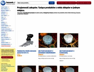 mika.bazarek.pl screenshot