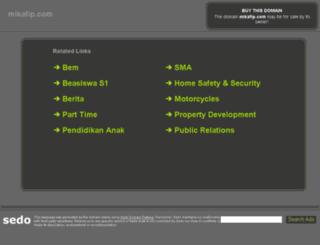 mikafip.com screenshot