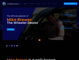 mikebrewer.tv screenshot