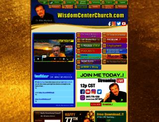 mikemurdock.com screenshot