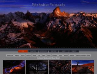 mikereyfman.com screenshot