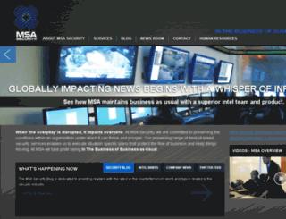 mikestapleton.com screenshot