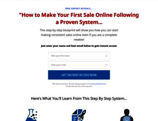 mikesteup.com screenshot