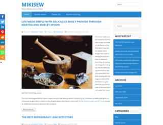 mikisew.org screenshot