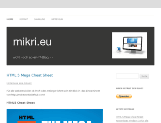 mikri.eu screenshot