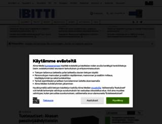 mikrobitti.fi screenshot