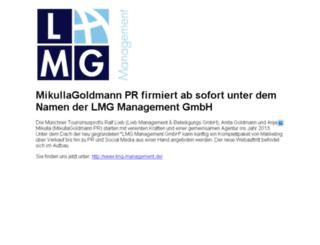mikullagoldmann.de screenshot