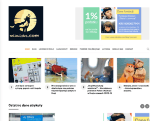 mikulska.com screenshot