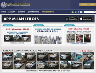 milanleiloes.net screenshot
