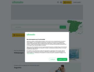 milanuncios.es screenshot