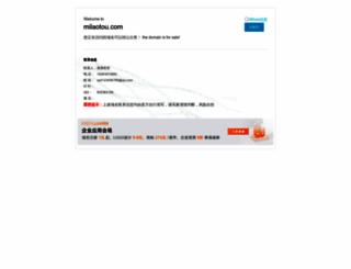 milaotou.com screenshot