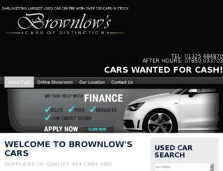 milbankmotorcompany.co.uk screenshot