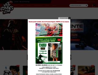 milcomics.com screenshot