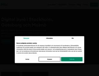 mildmedia.se screenshot