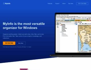 milenix.com screenshot