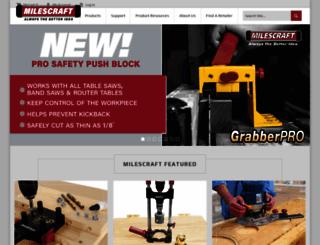milescraft.com screenshot