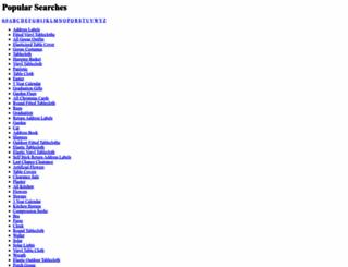 mileskimball.resultspage.com screenshot