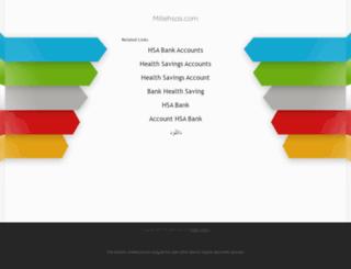 miliehsas.com screenshot