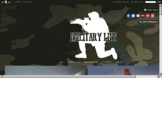 military-life.tumblr.com screenshot
