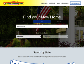 militarybyowner.com screenshot