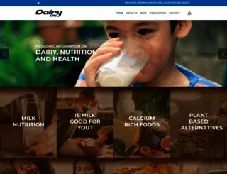 milk.co.uk screenshot
