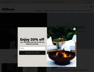 milkcan.com.au screenshot