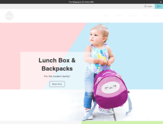 milkdot.com screenshot