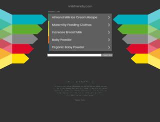 milkfriendly.com screenshot