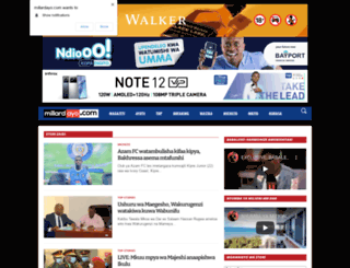 millardayo.com screenshot