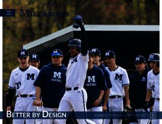 millbrook.org screenshot