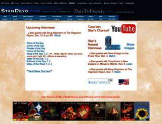 millennium-ark.net screenshot